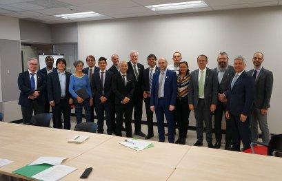 L'UQTR accueille une importante délégation de la Colombie