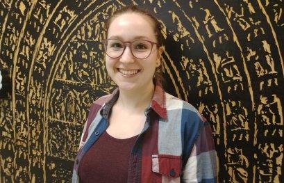Anne-Sophie Prévost obtient la bourse d'initiation à la recherche du FRQSC