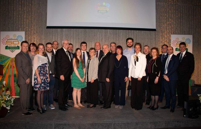 L'UQTR remet ses prix Distinction 2019