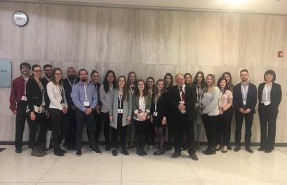 L'UQTR excelle à la Conférence des universités canadiennes pour la science judiciaire