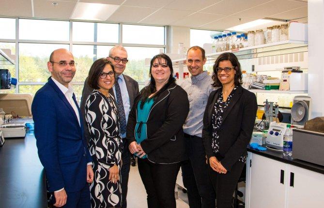 L'UQTR accueille la nouvelle directrice scientifique du FRQNT, Janice Bailey