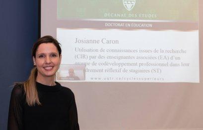 Utilisation de connaissances issues de la recherche par des enseignantes associées d'un groupe de codéveloppement professionnel