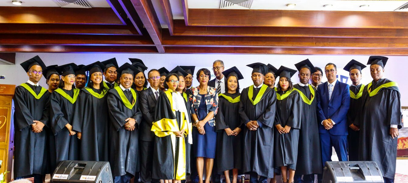 Une première collation des grades à Madagascar pour le MBA délocalisé de l'UQTR