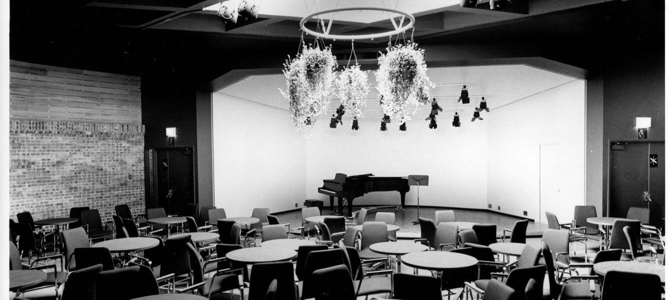 La salle Rodolphe-Mathieu: lorsque la musique jouait au pavillon Michel-Sarrazin