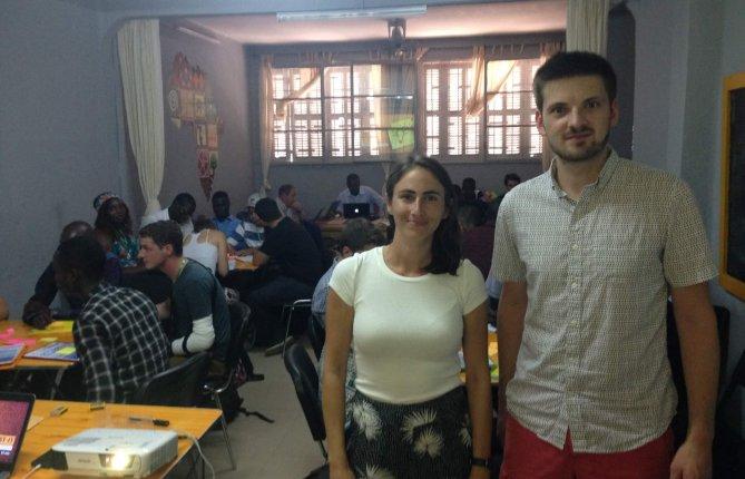 Énergies renouvelables et entrepreneuriat en action au Sénégal