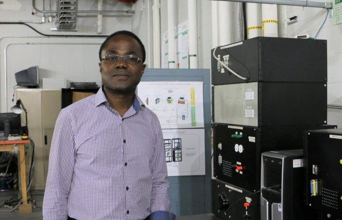 Kodjo Agbossou nommé à la co-vice-présidence du RLS-Sciences