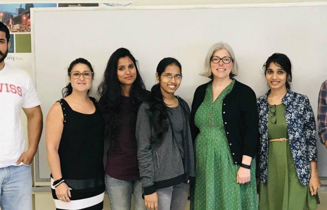 Cinq nouveaux doctorants indiens à l'UQTR grâce aux Bourses du jubilé de diamant de la reine Elizabeth
