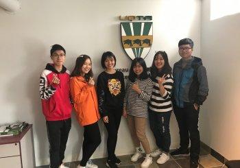 L'UQTR accueille des étudiants de l'Université Hanoï
