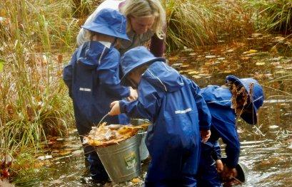 La pédagogie Enfant Nature: une nouvelle approche éducative expérientielle en plein air