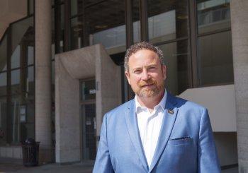 Jean Lamarche: le maire issu de nos murs