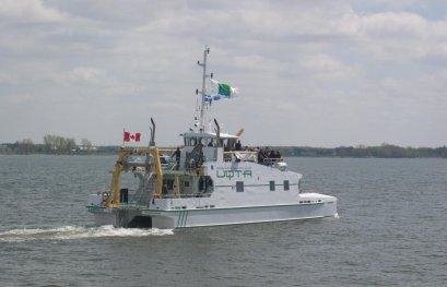 Le fleuve Saint-Laurent présente un état de santé préoccupant