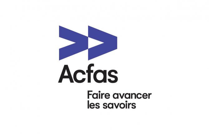 Forte représentation de l'UQTR au 20e Forum international Sciences Société de l'Acfas