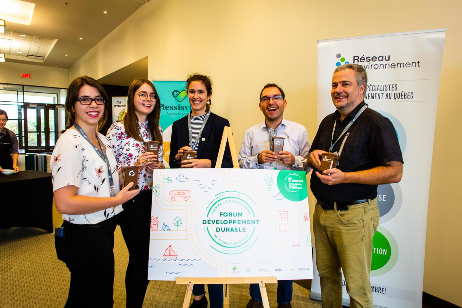 Cinquième édition du Forum DD de Victoriaville: un succès inspirant