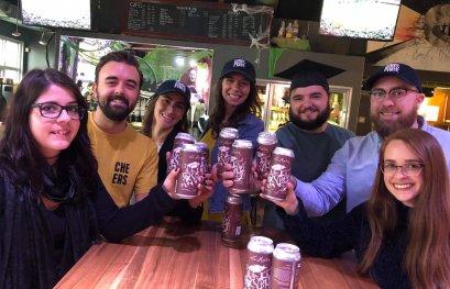 Le Mortier: la nouvelle bière de session de l'UQTR