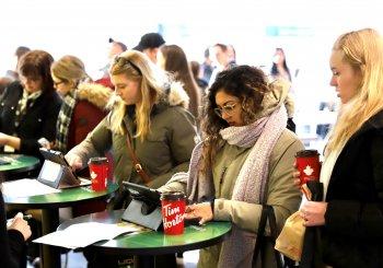 Près de 300 personnes à la Journée portes ouvertes de l'UQTR à Drummondville