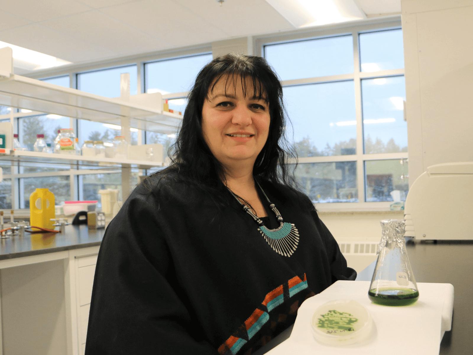 Isabel Desgagné-Penix remporte le Prix Mitacs pour leadership exceptionnel 2019