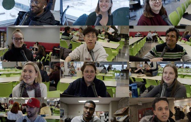 En vidéo: quelles sont les résolutions de nos étudiants pour 2020?