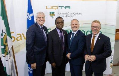 Création d'un réseau québécois sur l'énergie intelligente