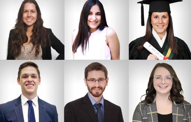 Les étudiants en sciences comptables de l'UQTR marquent l'histoire