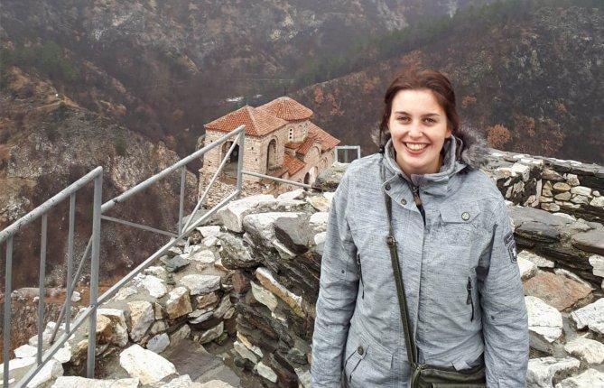 Je me rappellerai toujours mon voyage en Bulgarie