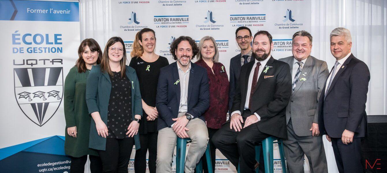 Situation de l'entrepreneuriat au Québec – conférence d'Étienne St-Jean