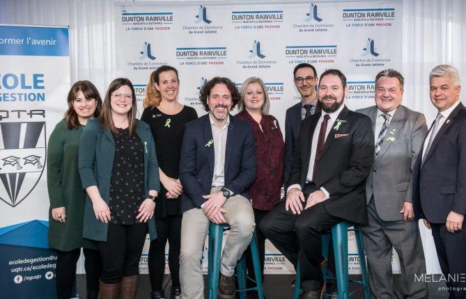 Situation de l'entrepreneuriat au Québec - conférence d'Étienne St-Jean