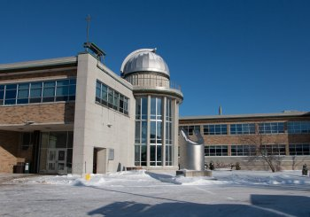 Modernisation du réseau énergétique du campus: l'UQTR parmi les plus performantes au Québec
