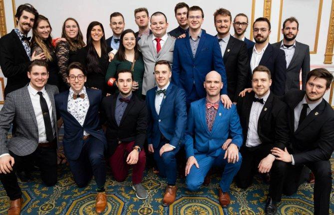 Un podium pour l'UQTR à la Compétition québécoise d'ingénierie