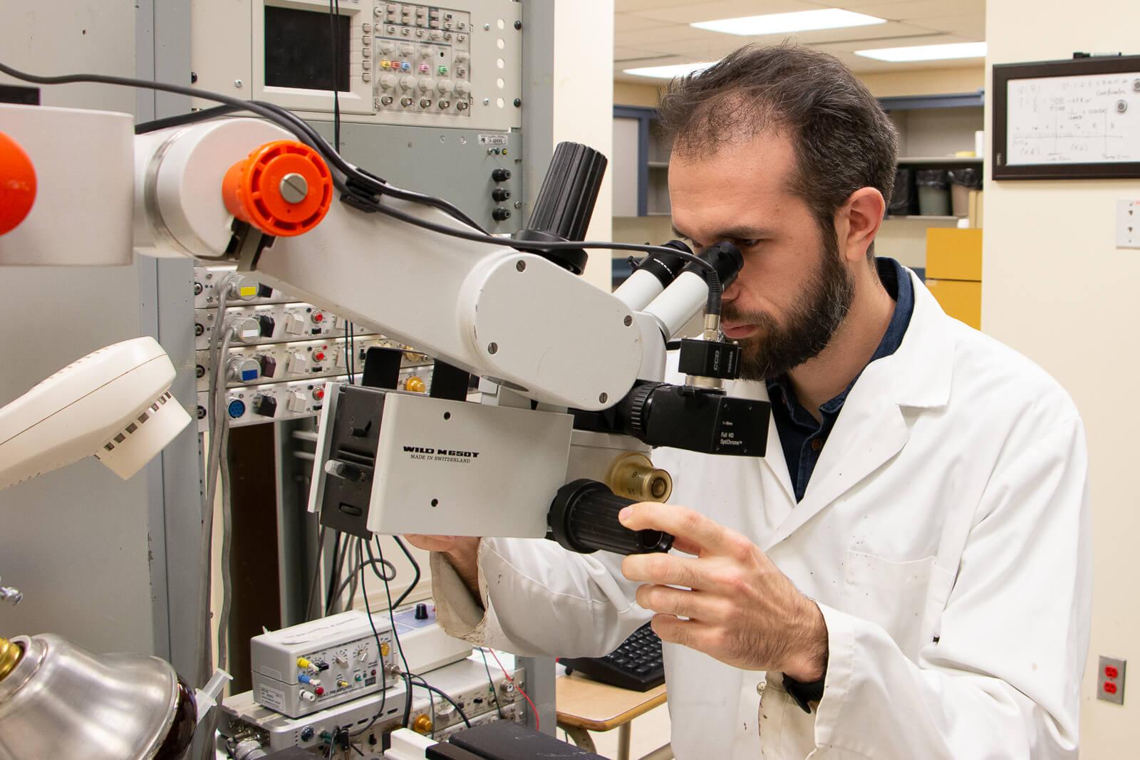 Lésion de la moelle épinière: Thierry Paquette étudie le couplage neurovasculaire