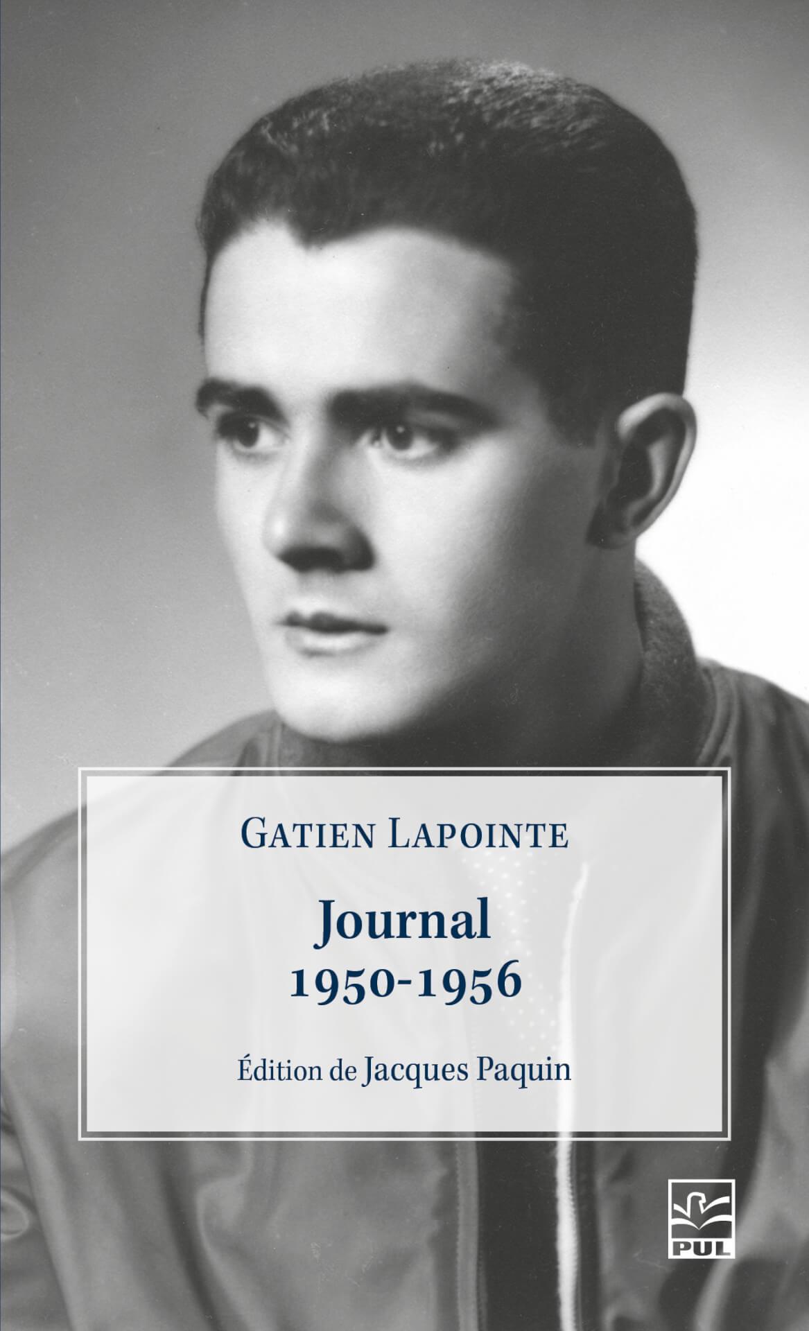 Gatien Lapointe: journal 1950-1956