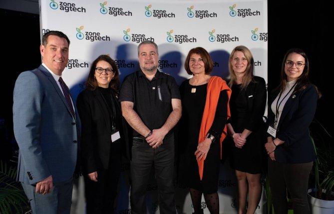 Zone Agtech: pépinière de savoir, d'entrepreneuriat et d'innovation