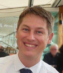 Christopher Watson, stagiaire postdoctoral en sciences environnementales à l'UQTR.