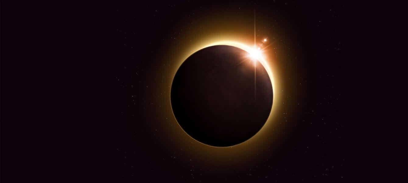 Éclipse totale… sur l'actualité
