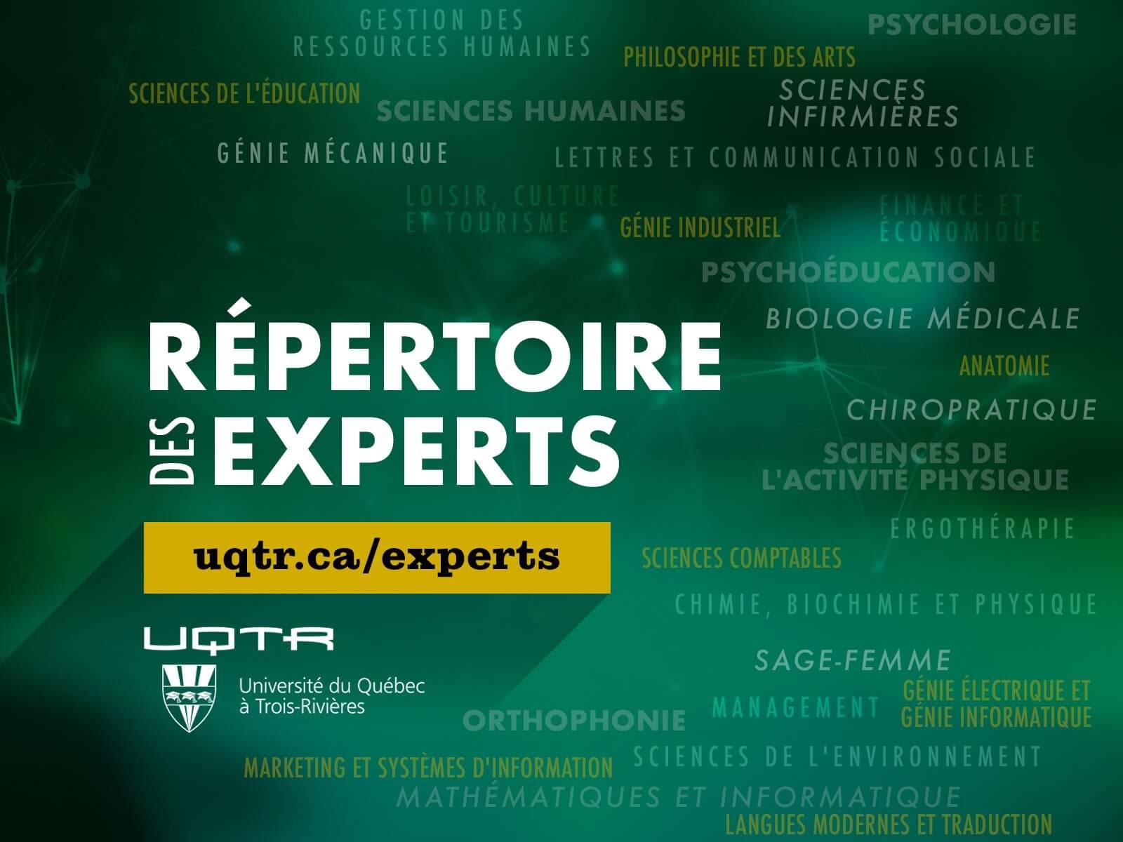 COVID-19: des experts disponibles pour les médias