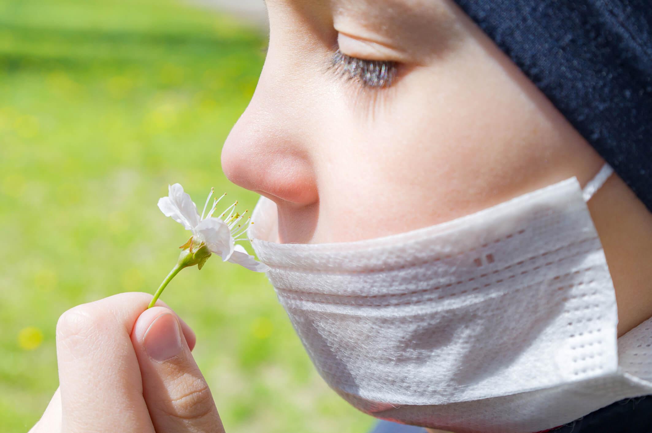 La perte de l'odorat, symptôme précoce de la Covid-19?