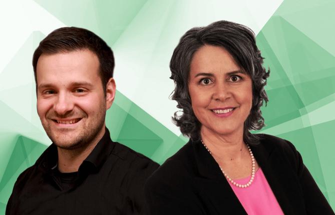Innovation pédagogique: Lyne Cloutier et Mathieu Bouchard remportent un Prix du ministre