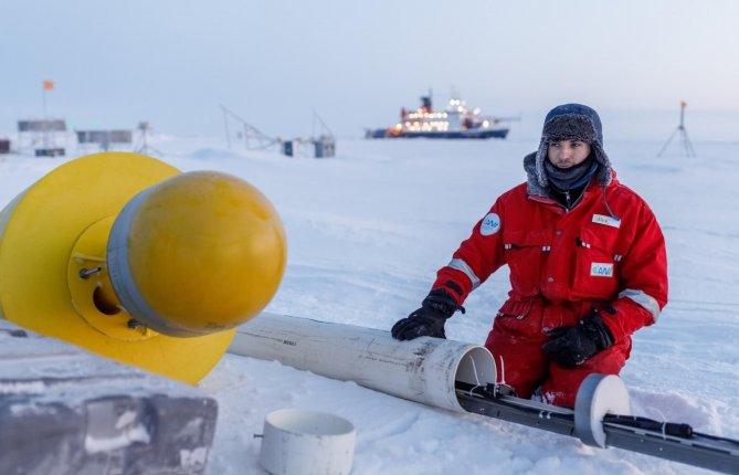 À la découverte de l'Arctique