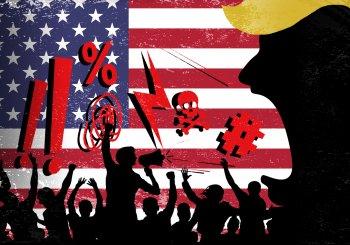 Tonnerre et division : analyse de la campagne électorale américaine