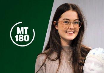 Justine Cinq-Mars représentera l'UQTR à la finale nationale de Ma thèse en 180 secondes