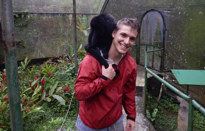 Philippe Parent-Simard : un futur chiropraticien engagé
