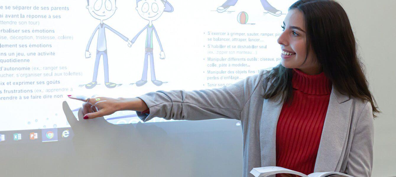 Rachel Croteau : faire de l'éducation un art