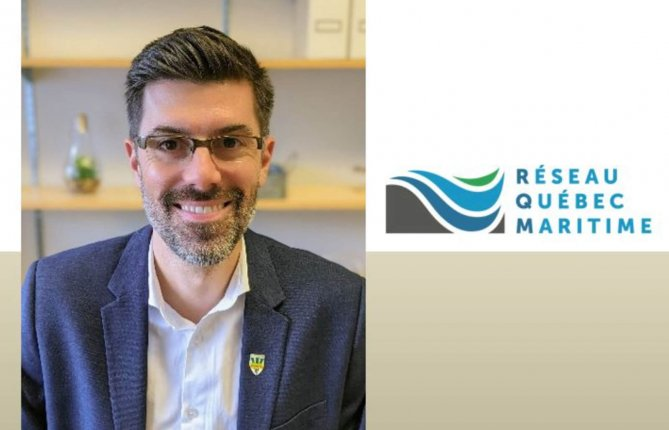 François Guillemette nommé directeur thématique au Réseau Québec maritime