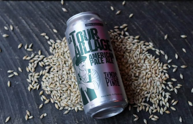 La Touraillage, bière officielle de l'UQTR pour l'automne 2020
