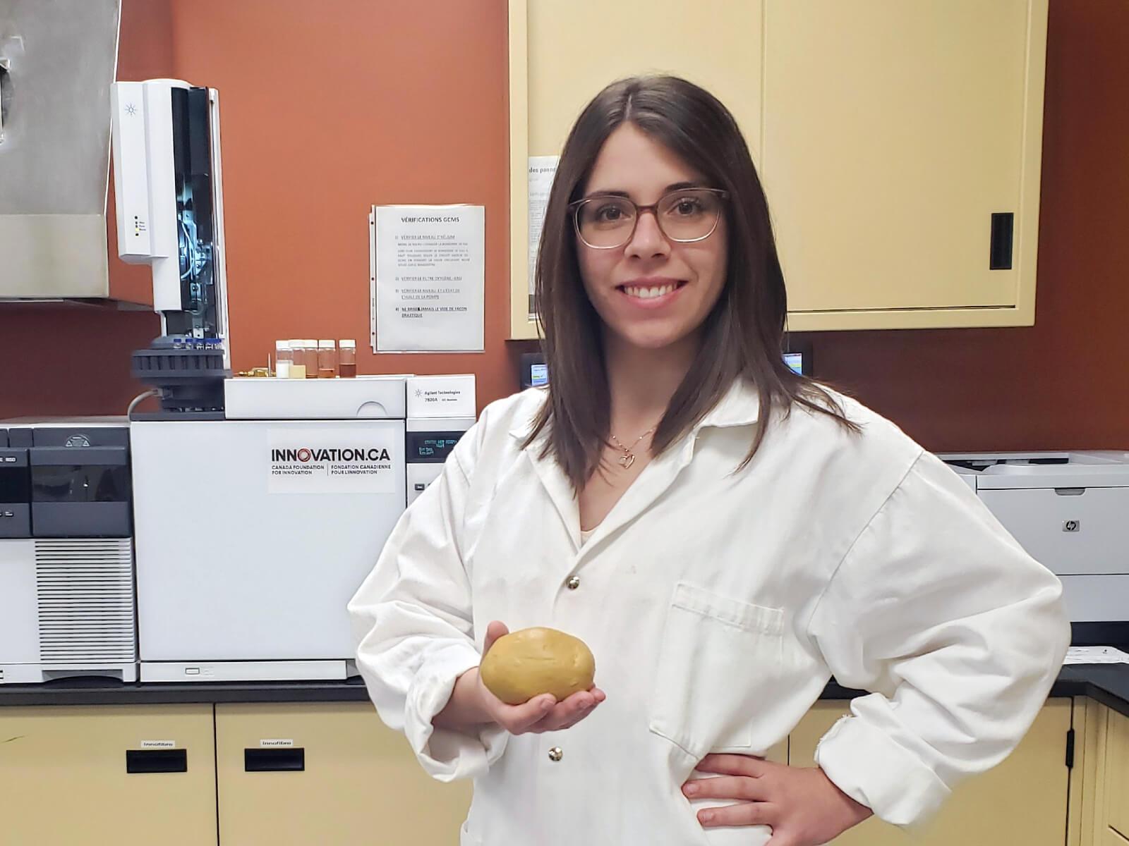 Un élixir de jouvence naturel pour les patates