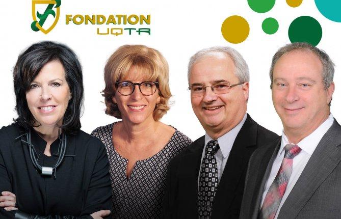 Quatre nouveaux membres élus au conseil d'administration