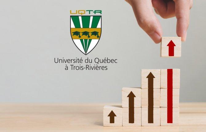 Croissance de la population étudiante à l'UQTR