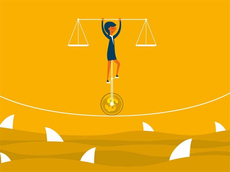 COVID-19 : équilibre fragile chez les entrepreneurs