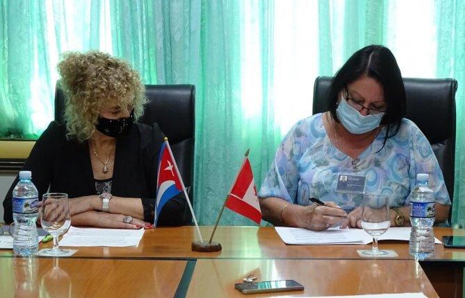 Les collaborations avec l'Universidad de Holguín, à Cuba, vont de l'avant malgré la pandémie