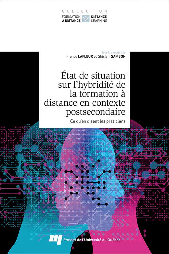 État de situation sur l'hybridité de la formation à distance en contexte postsecondaire : Ce qu'en disent les praticiens. Tome 1