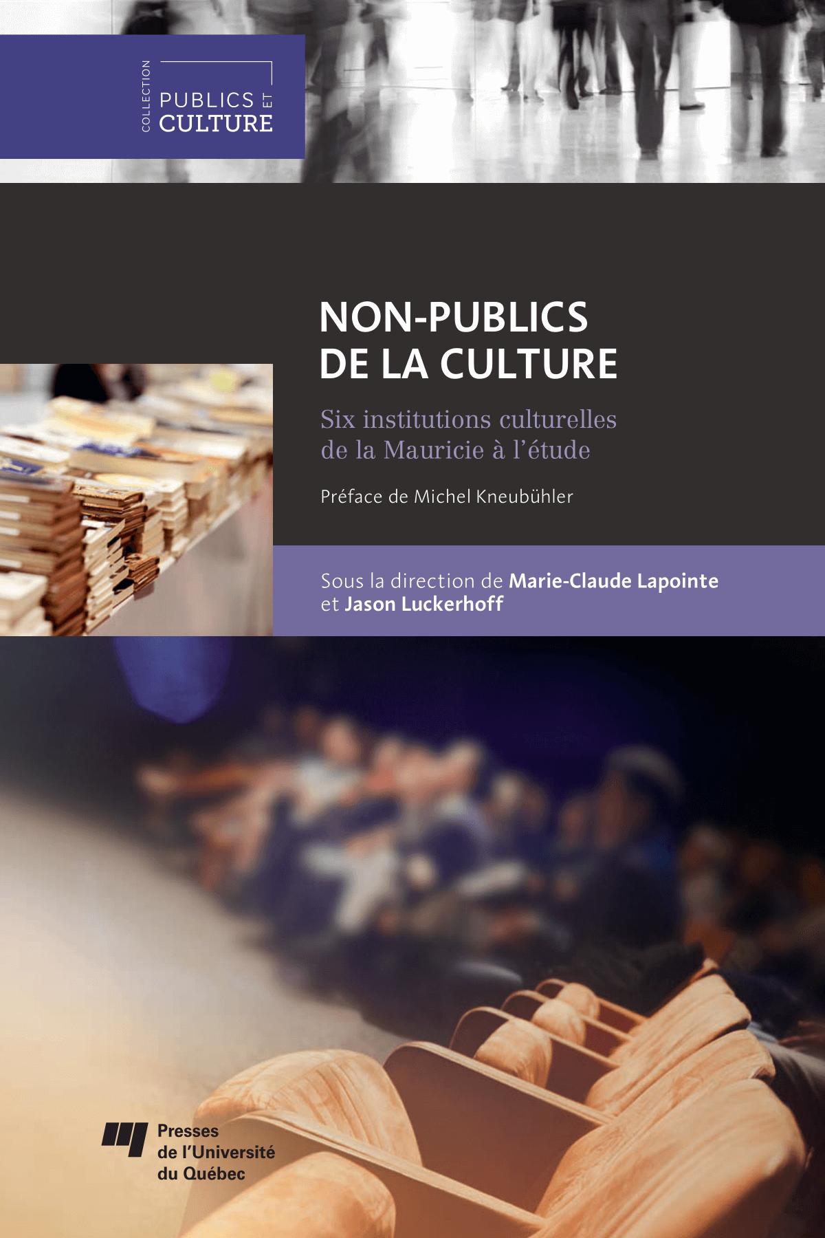 Non-publics de la culture